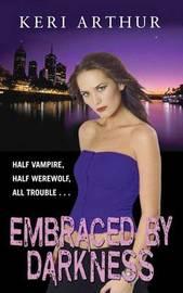 Embraced by Darkness (Riley Jenson Guardian #5) by Keri Arthur image