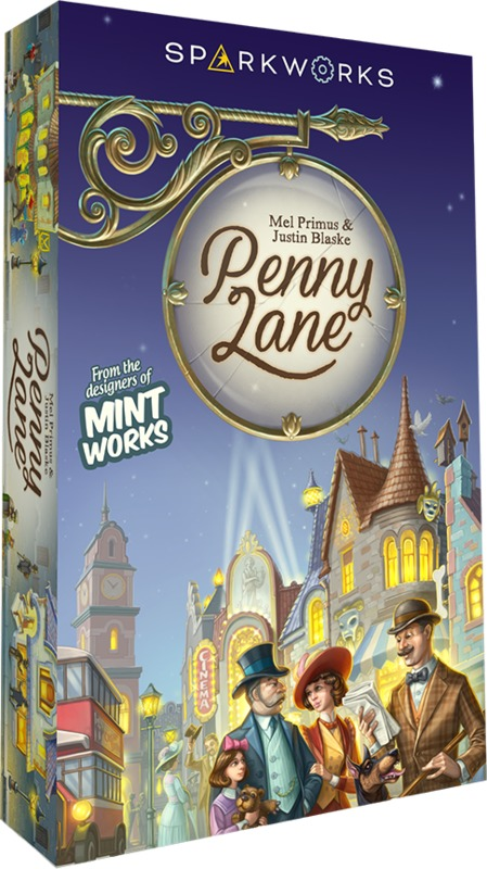 Penny Lane - Board Game