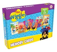 The Wiggles - Memory Cards