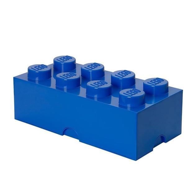 LEGO Movie 2: Storage Brick 8 (Bright Blue)