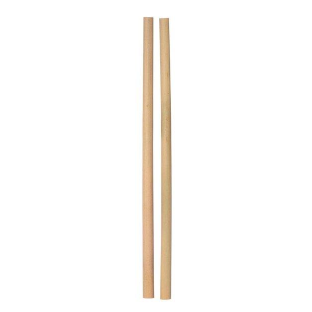 Reusable Bamboo Straws (Set of 4)