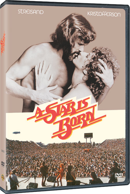 A Star is Born on DVD image