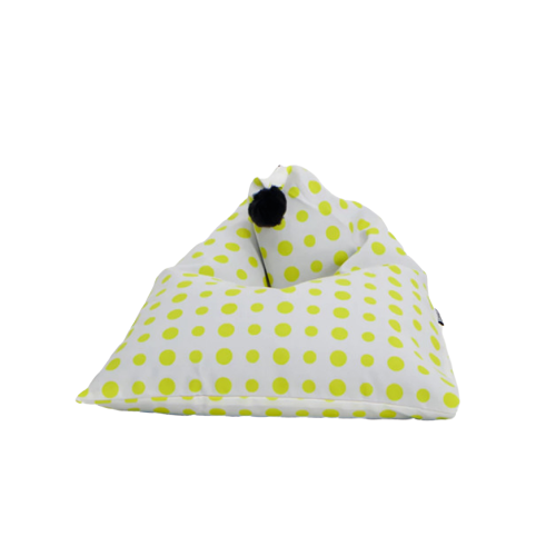 Croco Kids Bean Bag - Dots