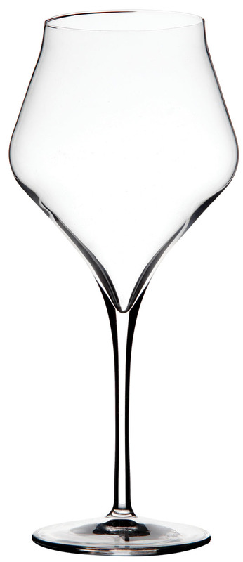 Luigi Bormioli: Supremo Wine Glasses - Set of 2 Gift Boxed (650ml)