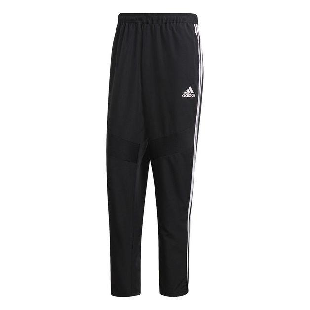 Adidas: Tiro Woven Pants - Black/White (XL)
