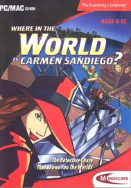Where in the World is Carmen Sandiego? for PC Games image