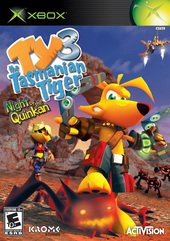 Ty the Tasmanian Tiger 3: Night of the Quinkan for Xbox