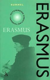Erasmus by Erika Rummel image