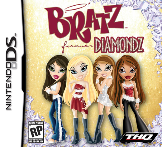 Bratz: Forever Diamondz for Nintendo DS image