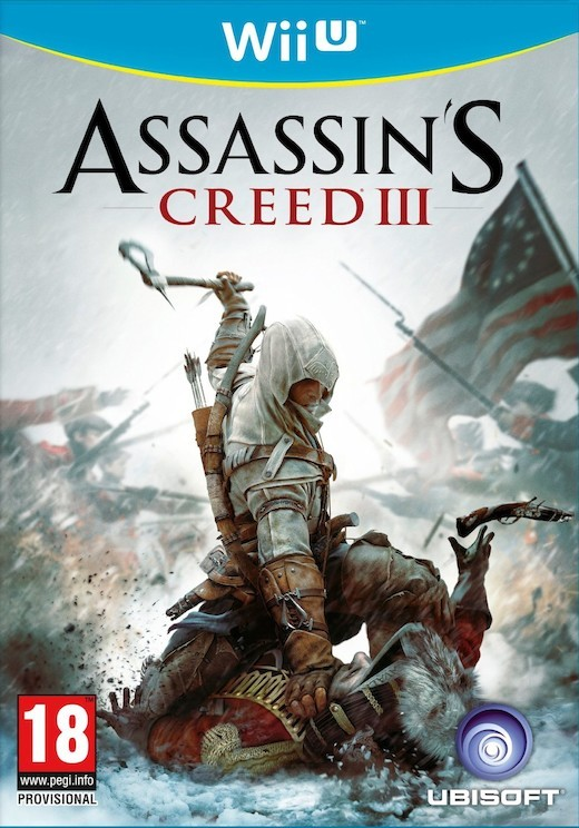 Assassin's Creed III for Wii U image