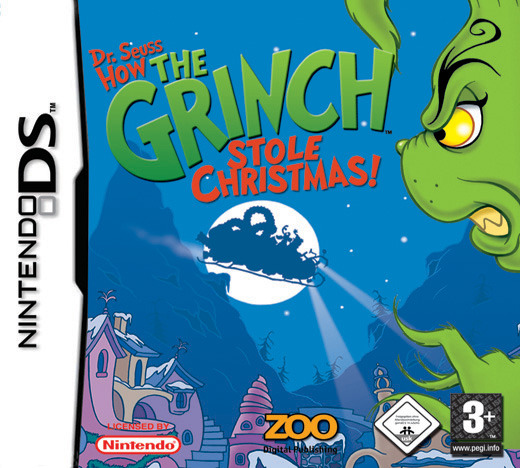 How The Grinch Stole Christmas! for Nintendo DS
