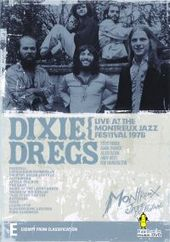 Dixie Dregs - Live At Montreaux Casino 1978 on DVD