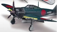 Academy Zero Fighter Type 52C 1/72 Model Kit image