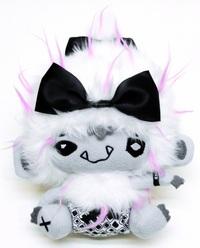 Vamplets - Roari Snow Plush image