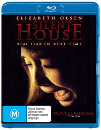 Silent House on Blu-ray