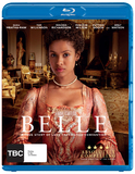 Belle on Blu-ray