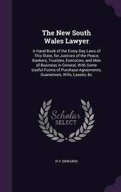 The New South Wales Lawyer by H V Edwards image