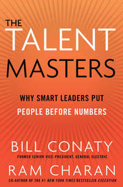 The Talent Masters by Bill Conaty