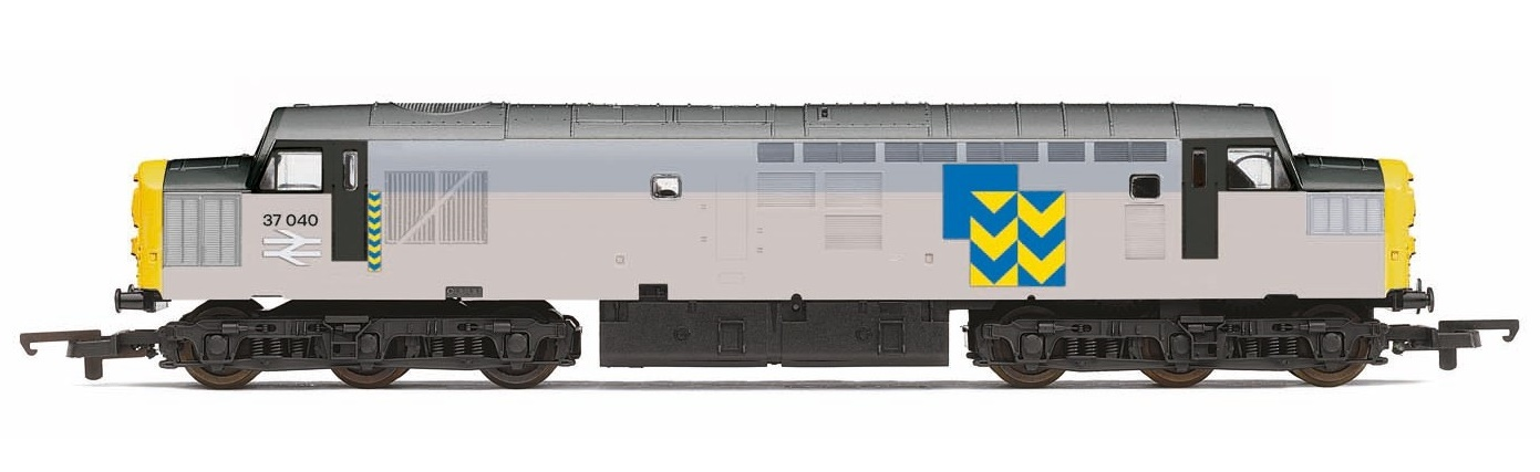 Hornby: RailRoad BR Co-Co '37040' Class 37 BR Railfreight image