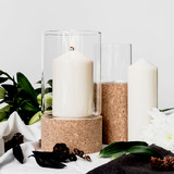 Maxwell & Williams: Aura Candle Holder - Gift Boxed (7.5x25cm)