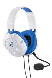 Turtle Beach Ear Force Recon 60P Stereo Gaming Headset - White for PS4