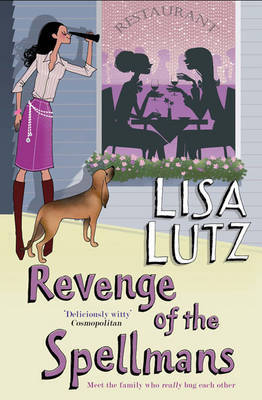 Revenge of the Spellmans by Lisa Lutz image