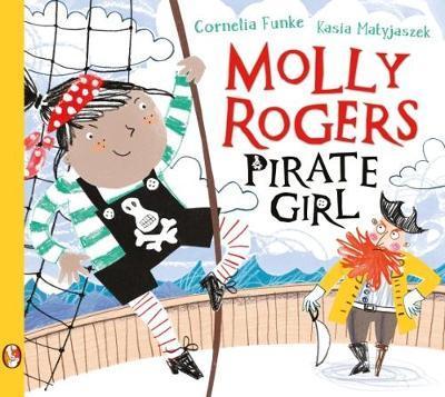 Molly Rogers, Pirate Girl by Cornelia Funke image