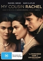 My Cousin Rachel on DVD