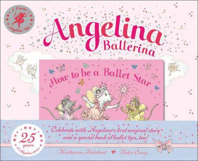 Angelina Ballerina by Katharine Holabird image