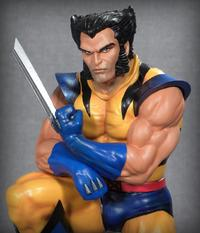"Marvel Premier Collection: 12"" Wolverine - Statue image"