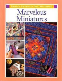 Marvelous Miniture Quilts by Eleanor Levie