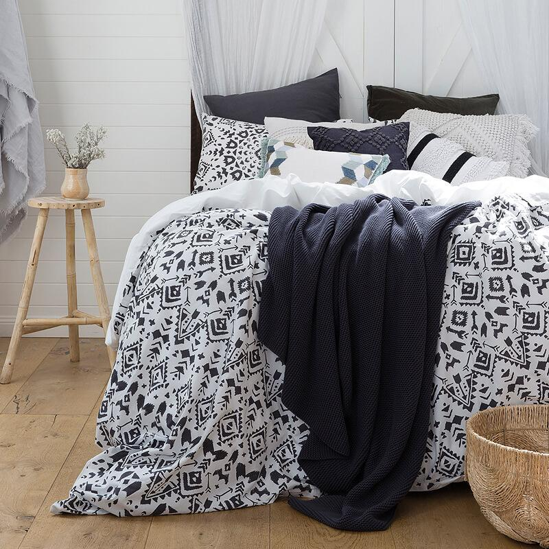 Bambury Queen Printed Quilt Cover Set (Salta) image