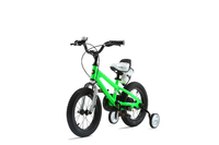 "RoyalBaby: BMX Freestyle - 12"" Bike (Green)"