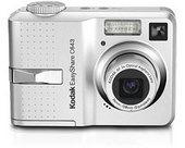 Kodak C643 6.1Mp 3x Optical Zoom Dig Cam +256Mb Sd