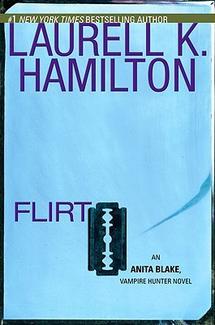 Flirt (Anita Blake Vampire Hunter) by Laurell K. Hamilton image