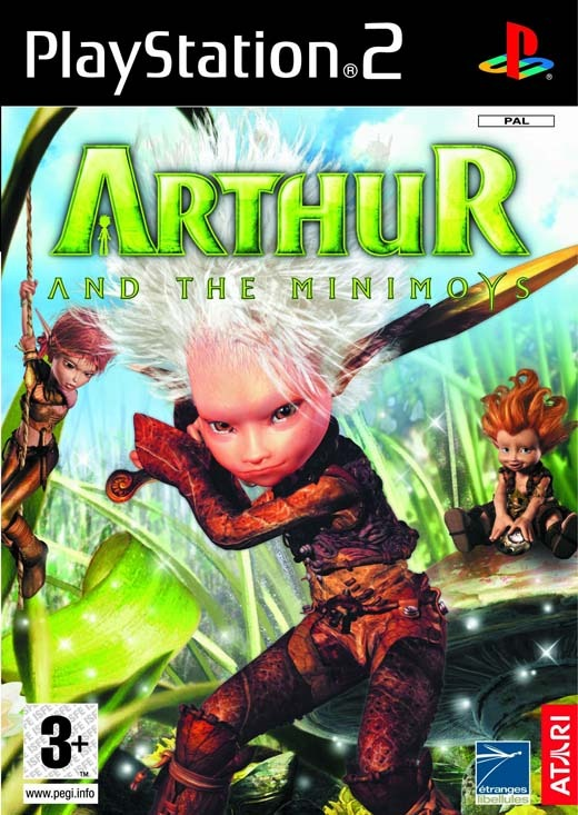 Arthur And The Invisibles for PS2