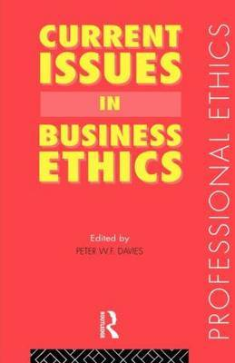 Current Issues in Business Ethics image