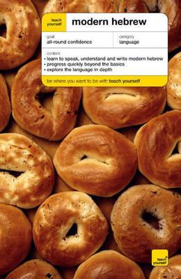 Teach Yourself Modern Hebrew by Shula Gilboa image
