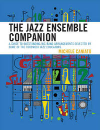 The Jazz Ensemble Companion by Michele Caniato image