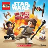 The Force Awakens (Lego Star Wars: Episode VII 8x8) by Elizabeth Schaefer