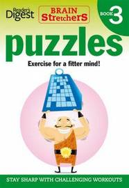 Puzzles: Exercises for a Fitter Mind!: No. 3 by Reader's Digest image