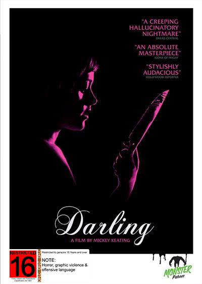 Darling on DVD