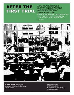 After The First Trial by Patrick Vinck