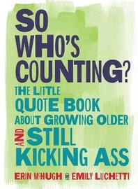 So Who's Counting? by Erin McHugh