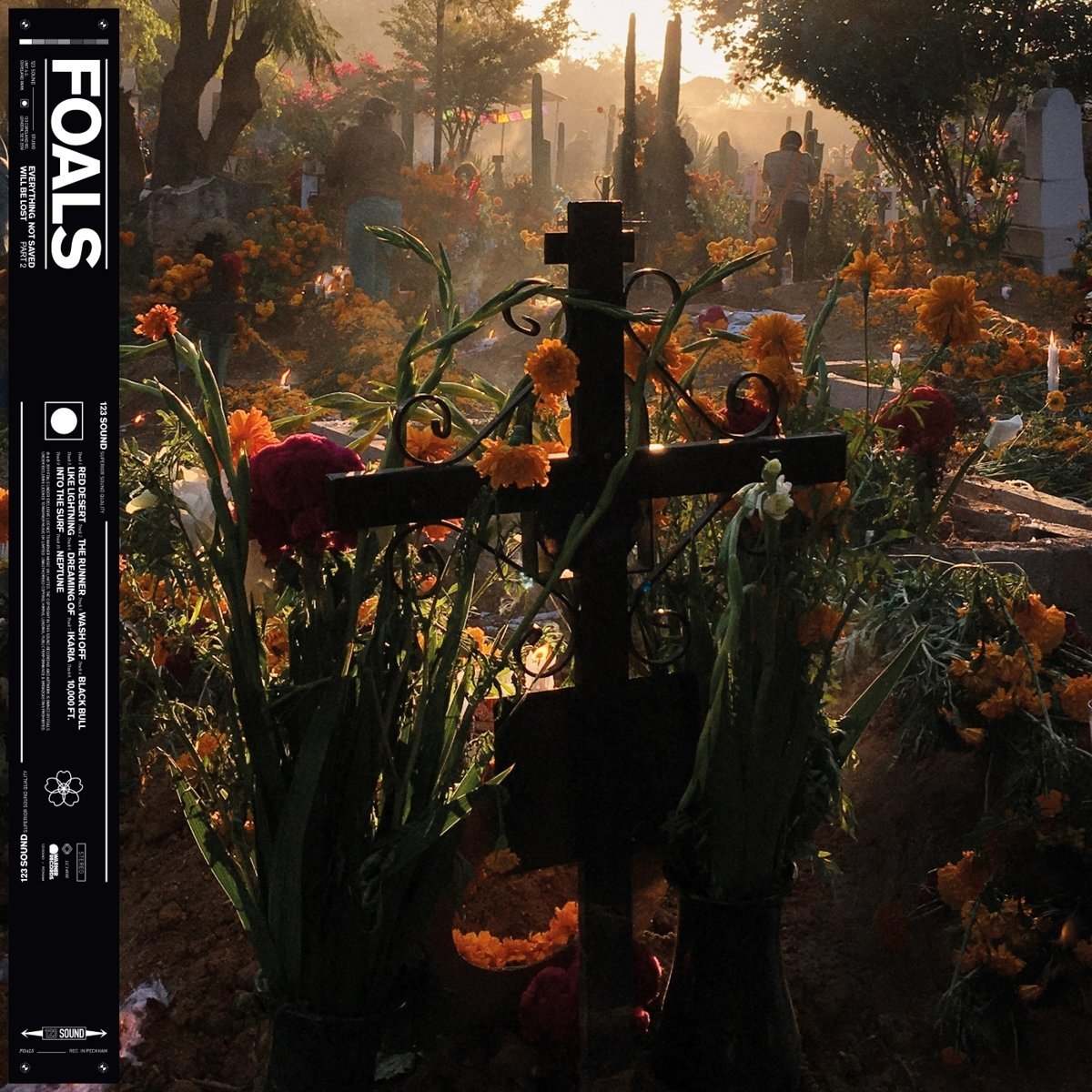 Everything Not Saved Will Be Lost - Part 2 by Foals image