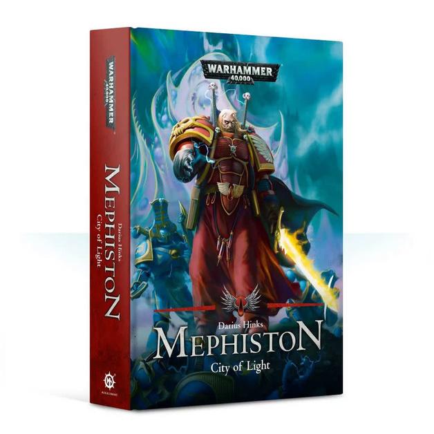 Mephiston - City Of Light Book