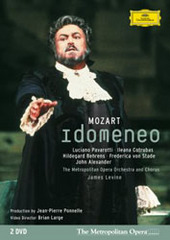 Mozart: Idomeneo (2 Disc Set) on DVD