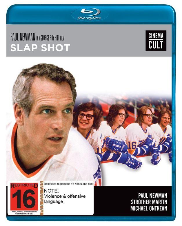 Slap Shot on Blu-ray