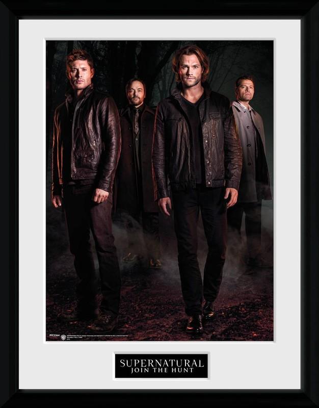 Supernatural: Key Art - Collector Print (41x30.5cm)