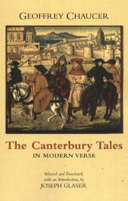 The Canterbury Tales in Modern Verse by Geoffrey Chaucer image